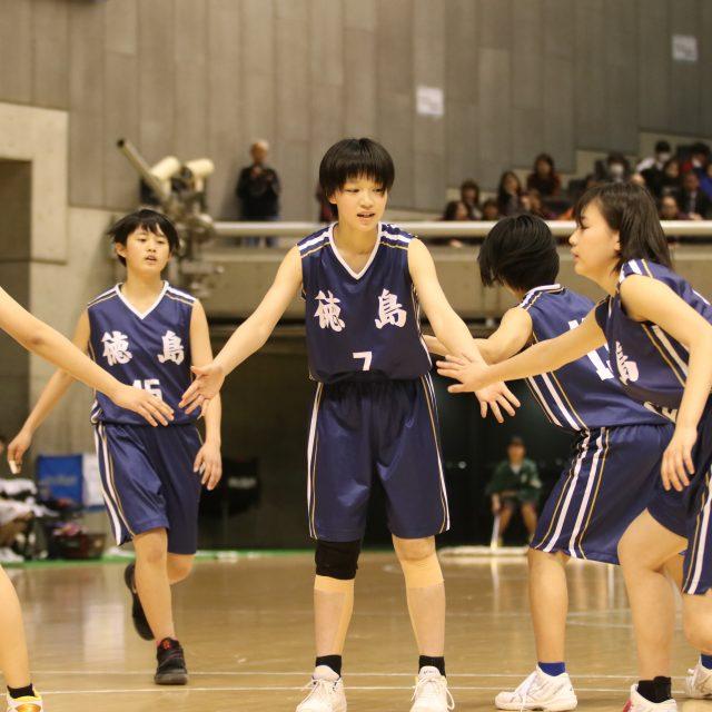 女子・予選リーグ 東京都Bvs徳島県