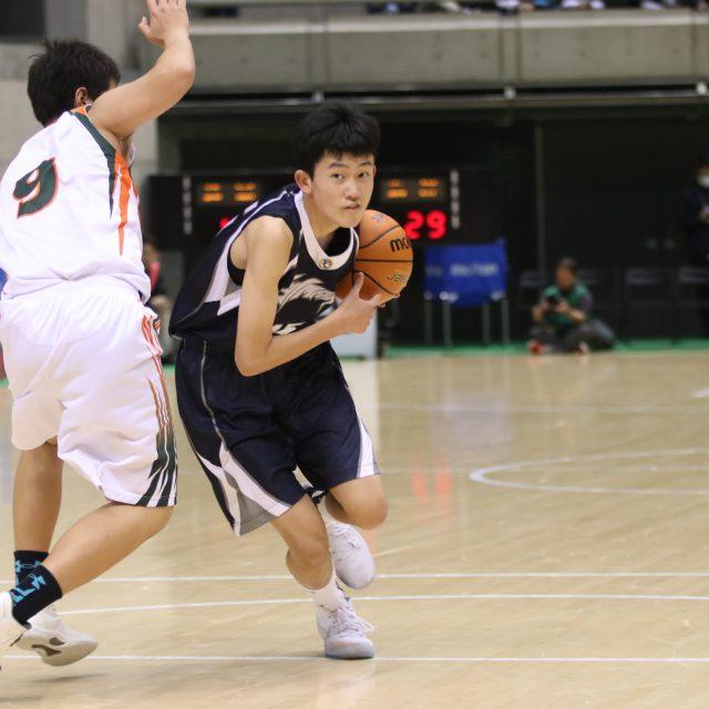 男子・予選リーグ 静岡県vs島根県