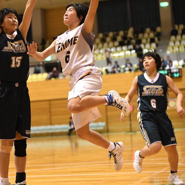 女子・予選リーグ 愛媛県vs.佐賀県