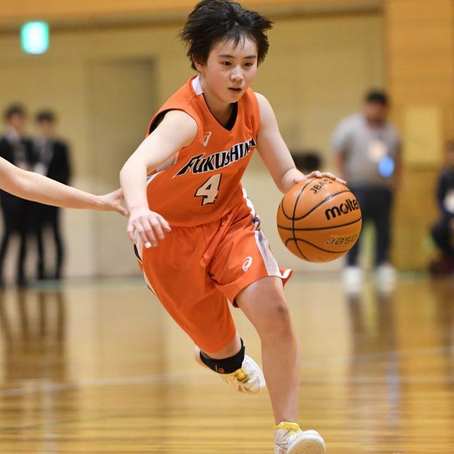女子・予選リーグ 埼玉県vs.福島県