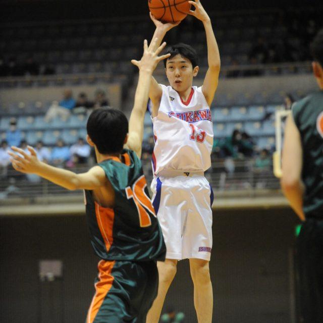 男子・予選リーグ 石川県vs和歌山県