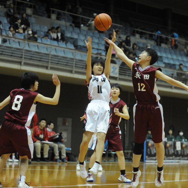 女子・予選リーグ 秋田県vs岡山県