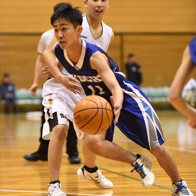 男子・予選リーグ 愛知県vs.高知県