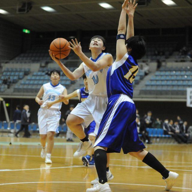 女子・予選リーグ 神奈川県vs鹿児島県