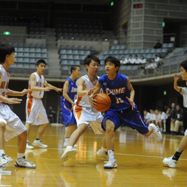 男子・予選リーグ 和歌山県vs愛媛県