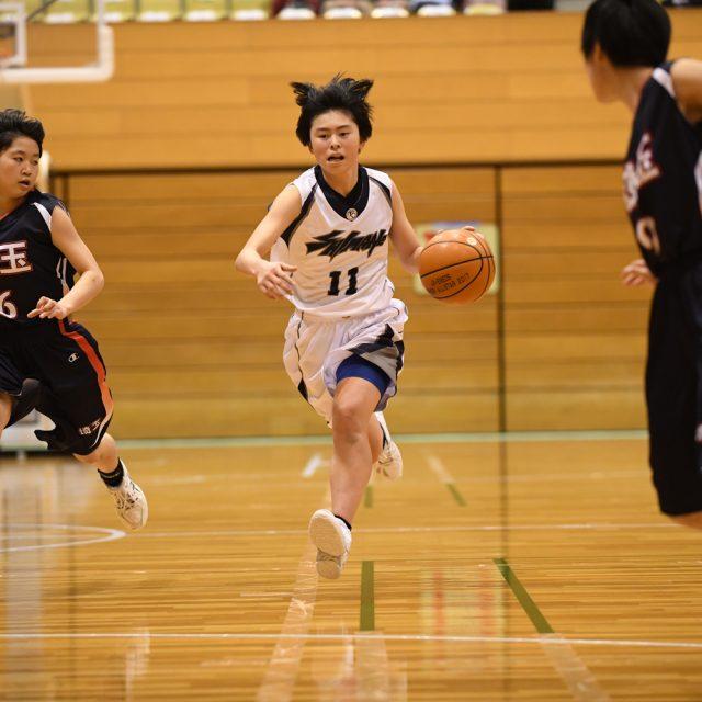 女子・予選リーグ 島根県vs.埼玉県