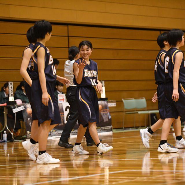 女子・予選リーグ 三重県vs.愛媛県