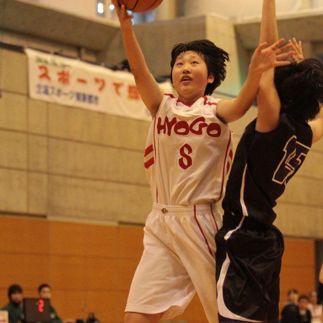 女子・予選リーグ 兵庫県vs山梨県