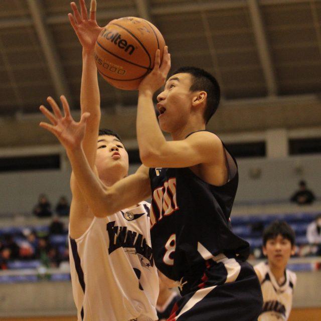 男子・予選リーグ 山梨県vs兵庫県
