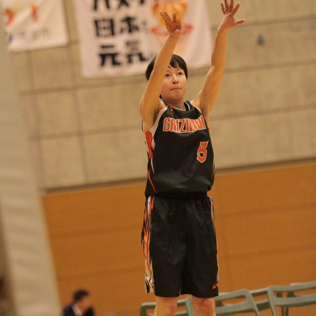 女子・予選リーグ 和歌山県vs静岡県