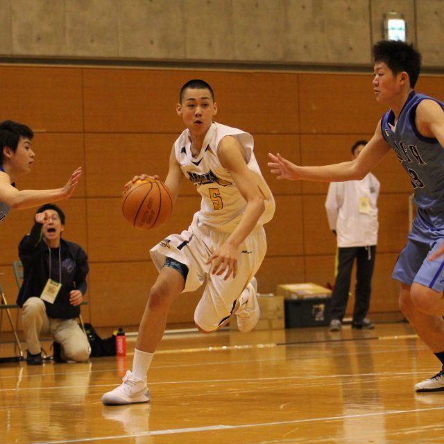 男子・予選リーグ 福井県vs滋賀県