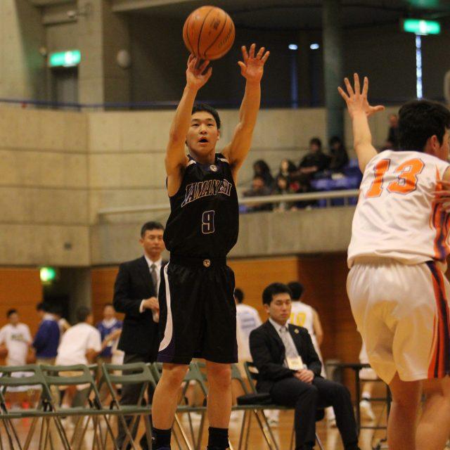 男子・予選リーグ 長野県vs山梨県