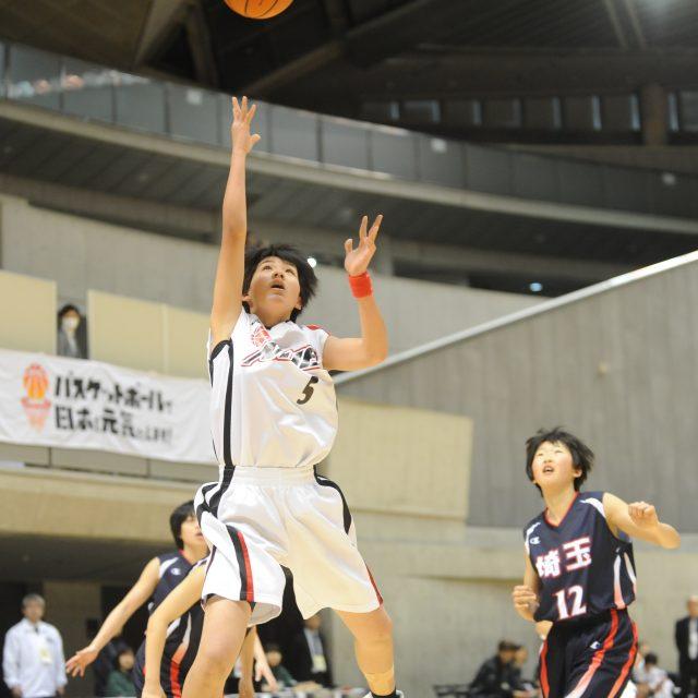 女子・決勝トーナメント1回戦 三重県vs埼玉県