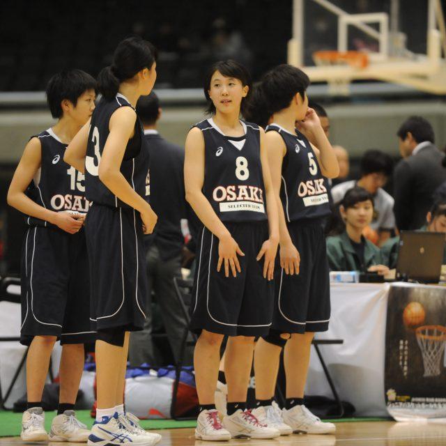 女子・決勝トーナメント1回戦 山口県vs大阪府