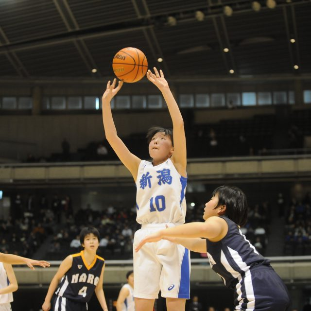 女子・決勝トーナメント1回戦 新潟県vs奈良県