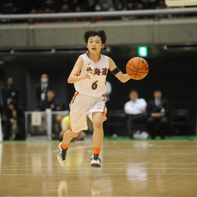 女子・決勝トーナメント1回戦 北海道vs愛知県