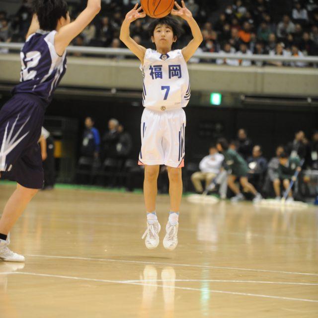 女子・決勝トーナメント1回戦 福岡県vs東京都B