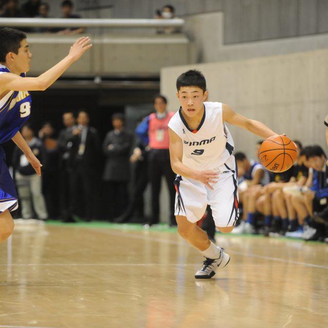 男子・決勝トーナメント1回戦 群馬県vs神奈川県