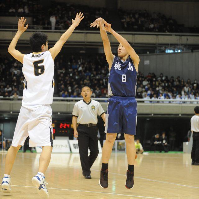男子・決勝トーナメント1回戦 愛知県vs徳島県