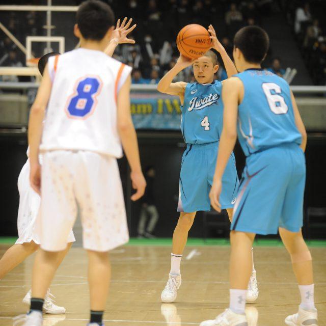 男子・決勝トーナメント1回戦 愛媛県vs岩手県