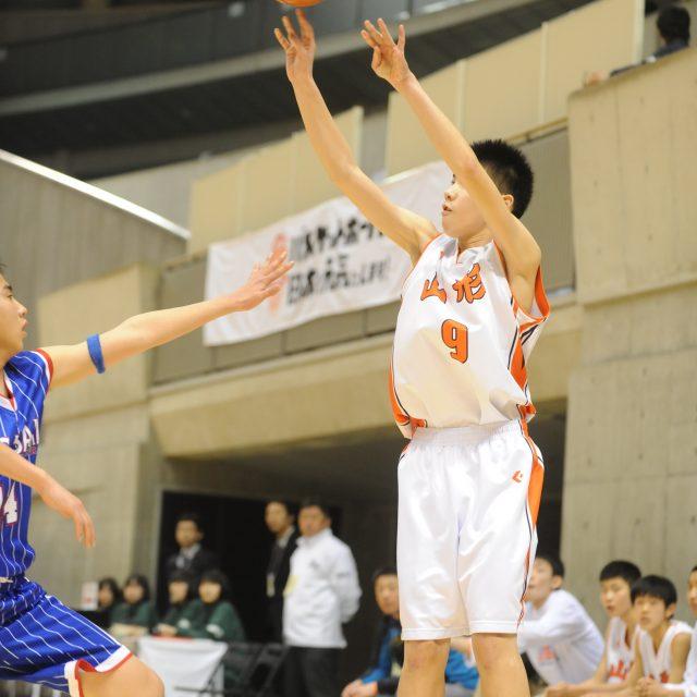 男子・決勝トーナメント1回戦 山形県vs長崎県
