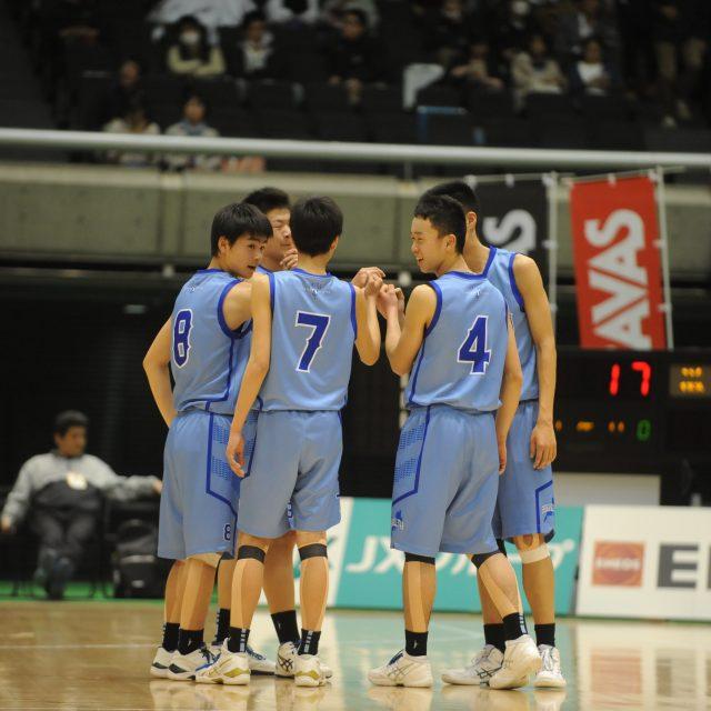 男子・決勝トーナメント1回戦 兵庫県vs滋賀県