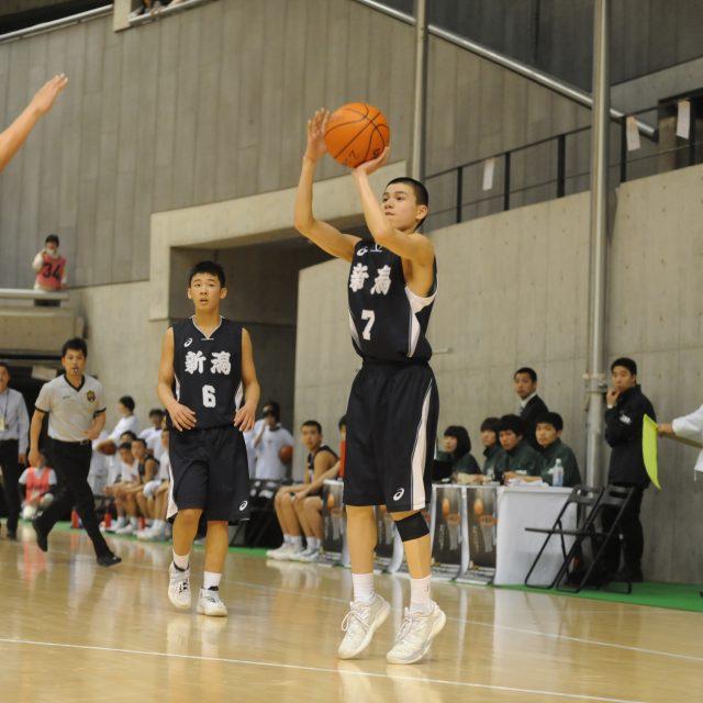 男子・決勝トーナメント1回戦 福岡県vs新潟県