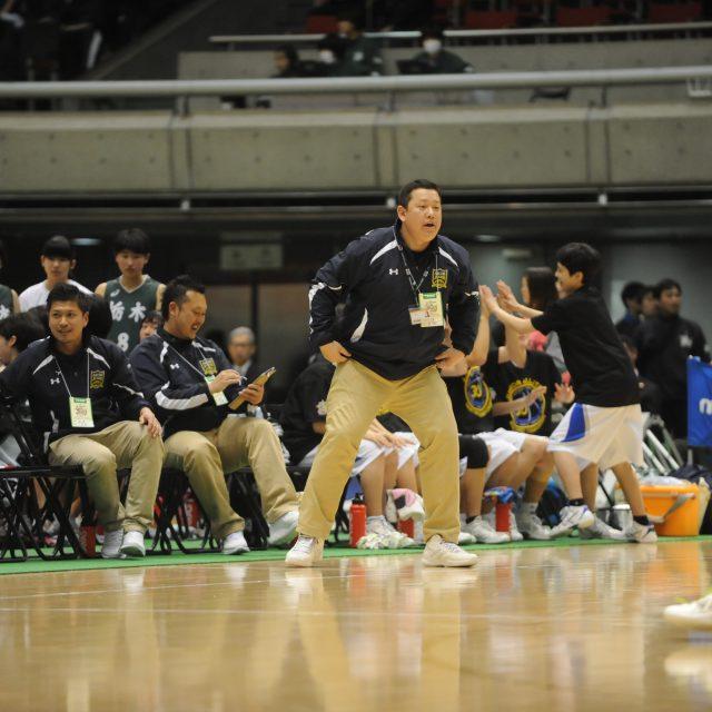 女子・準々決勝 愛知県 ○ 52-30 ● 福岡県