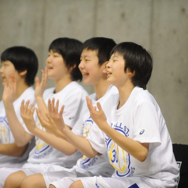 女子・準決勝 愛知県 ● 47-58 ○ 長崎県